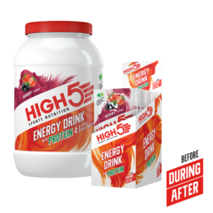 4:1 Energy Drink with Protein