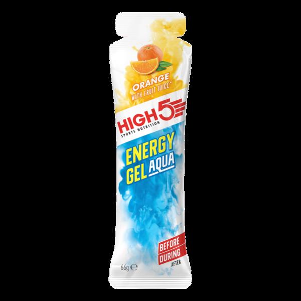 Energy Gel Aqua narancs 66g