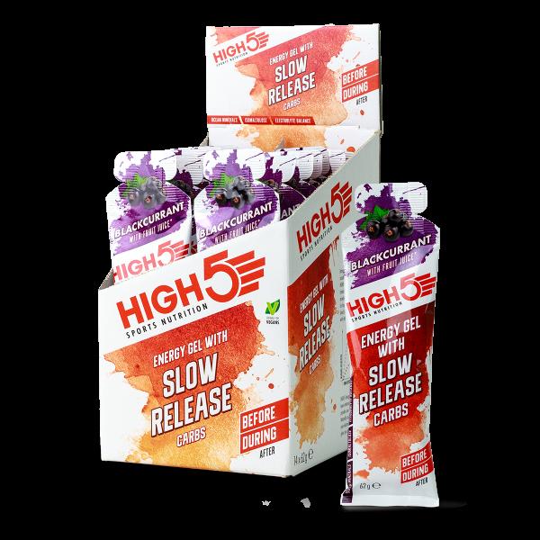 High5 Slow Release Energy Gel