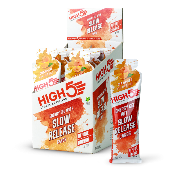 High5 Slow release Energy Gel